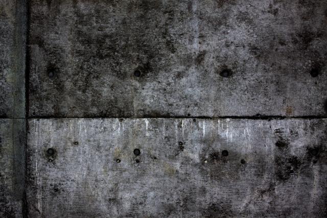 コンクリートの掃除の仕方