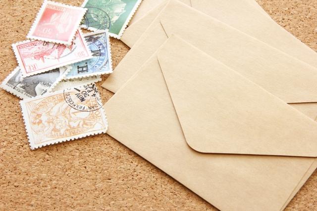 封筒の再利用方法