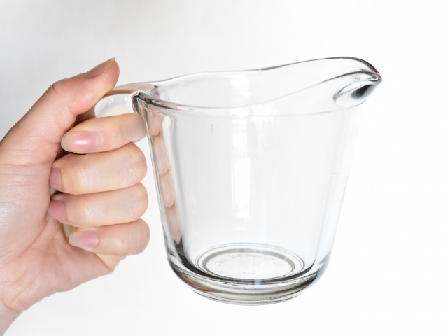 軽量カップの代用品